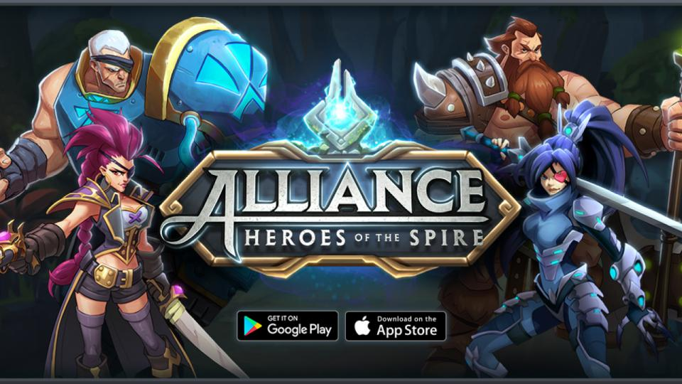 Alliance - Heroes of the Spire